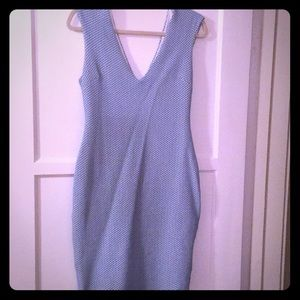 Bebe stretch M size dress